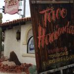 Taco Hacienda on the corner of Acoma & Mesquite