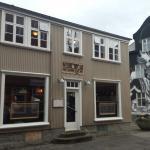 Kaffi Brennslan Bar