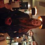 Olga our waitress