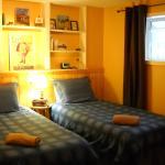 Toulouse Lautrec bedroom
