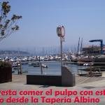Taperia ALBINO  Sanxenxo