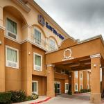 Your comfort comes first at the BEST WESTERN PLUS Katy Inn & Suites!