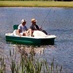 Paddle Boats to enjoy!
