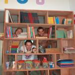 New kids library