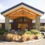 Front Entrance to Amuri Estate Retreat