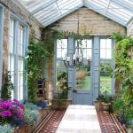 INDOOR GARDEN ROOM