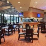 Bistro 743 Lounge/ Bar Area