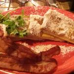Heaping Plate of French Toast