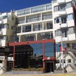 Hotel donde se encuentra el restaurante
