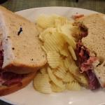 The Pastrami sandwich
