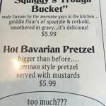 Rare Scandinavian food in Seattle area.