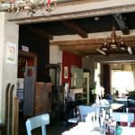 Restauracja Złoty Strug w środku