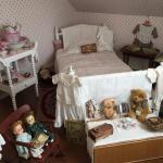 二階にあった子供部屋