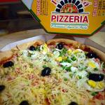 Sistema exclusivo pizza gourmet