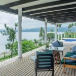 2 Bedroom Bay View Villa with Plunge Pool Deck