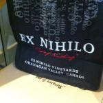 Photo de Ex Nihilo Winery