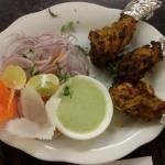 Delicious food delightfully presented