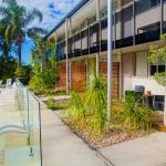 Relax by the pool while staying at the Caloundra Hotel