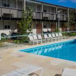 Enjoy the pool while staying at the Caloundra Motel