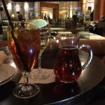 Great service - iced tea pitcher!
