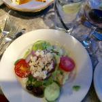 1/2 Greek Salad