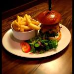 Fullartons Handmade Beef Burger