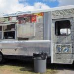 The food truck . . .