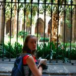 Claustro E Iglesia de la Concepcion Foto