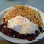 Home-Made Corned Beef Hash