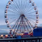 Big wheel Blackpool