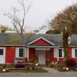 The general store in the fall