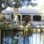 bassin et salle Hussard