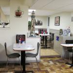 Seaton's Fish Bar - Take away or nice dining in. (29/Oct/15).