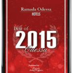 Best of Odessa Award - Hotel