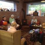 Knit & Chat mornings every Monday 10am-12pm