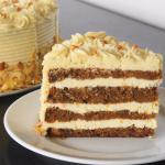 Carrot Cake with the best Cream Cheese Icing