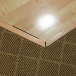 Kitchen floor state of repair