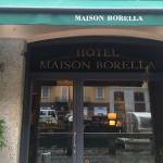 Photo de Hotel Maison Borella