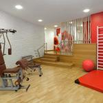 Fitness Room at Polonia Palace Hotel
