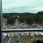 Lot % Home of Tiger Walk and Tailgate Central