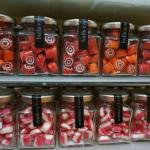 유리병 사탕