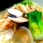 Seafood Ramen - one of our daily Ramen Specials