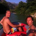 Acheron rafting