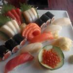 Sashimi / Sushi Platter