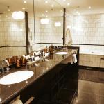 Junior suite badeværelse