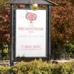 Broadstraik  Inn  Sign