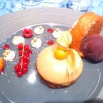 Excellent dessert du restaurant