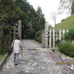 城跡公園入り口