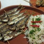 If you are in Tulcea, don't miss the ivan pescar fish tavern.