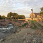 The Big Sioux River, Sioux Falls, South Dakota
